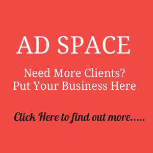 Ad space for rent